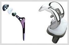 医療の分野では、人工関節用などの切削工具を製作しています。